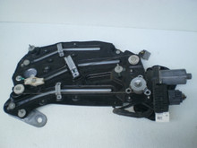 2005-2009 Ford Mustang Convertible Right Quarter Window Motor Track Regulator 8R3Z-7630306-AA 6R33-76304A08-AC 7R3T-14A017-AA 4R33-7631064-BC
