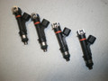 2006-2011 Ford Focus 2.0 DOHC Engine Fuel Injectors (4) 8S4G-AA 0280158179