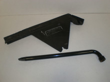 2005-2009 Ford Mustang Rear Trunk Spare Tire Emergency Tool Bag Lug Wrench 7R3Z-17005-A 4R3Z-17032-AA