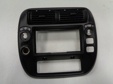 1997-2001 Ford Explorer Mercury Mountaineer Dash Center Radio Trim Bezel Surround Air Vents XL24-7804302-JA F77Z-78044D70-AAB 1L2X-3504302-DD