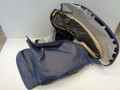 1987-1993 Original LIKE NEW!! Ford Mustang Convertible Blue Top Boot Cover Trim with Storage Bag