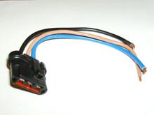 1990 2004 ford car mustang engine radiator cooling fan plug wire harness socket gt lx cobra. Black Bedroom Furniture Sets. Home Design Ideas