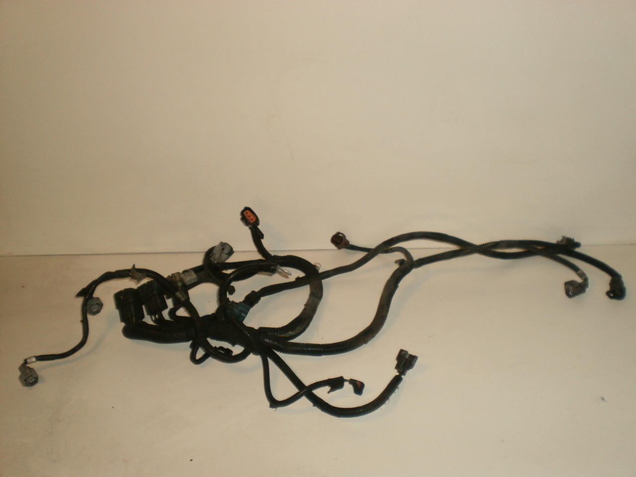 1997 1999 Subaru Legacy Outback 25 Engine Fuel Rail Injection Wire Wiring Harness Loom