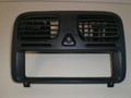 1996-1997 Subaru Legacy Outback Center Dash Air Vent Grill Assembly Trim & Hazard Switch