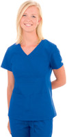 Shown in Royal Blue. Model is wearing Small.