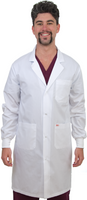 719 Full Length Lab Coat