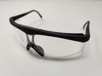 Impact and Anti Fog Safety Glasses