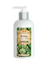 Hemp & Patchouli Luxury Lotion = Silky, Nourished, & Hydrated Skin