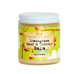 Rosemary & Lemongrass Herbal Hand Balm