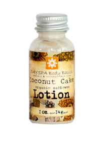Coconut Cake Luxury Lotion = Silky, Nourished, & Hydrated Skin | Travel & Purse Friendly Size