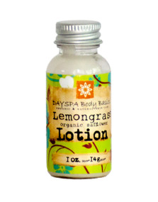 Lemongrass Luxury Lotion = Silky, Nourished, & Hydrated Skin | Travel & Purse Friendly