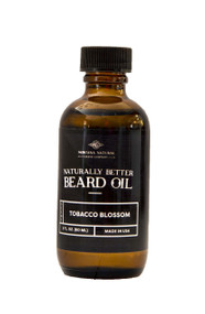 Naturally Better Tobacco Blossom Beard Oil & Conditioner