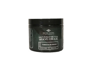 Montana Natural Shave Company | Tobacco Blossom Shave Cream for a Naturally Better Shave Experience!