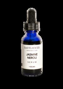 Jasmine Neroli Serum Safflower Apothecary