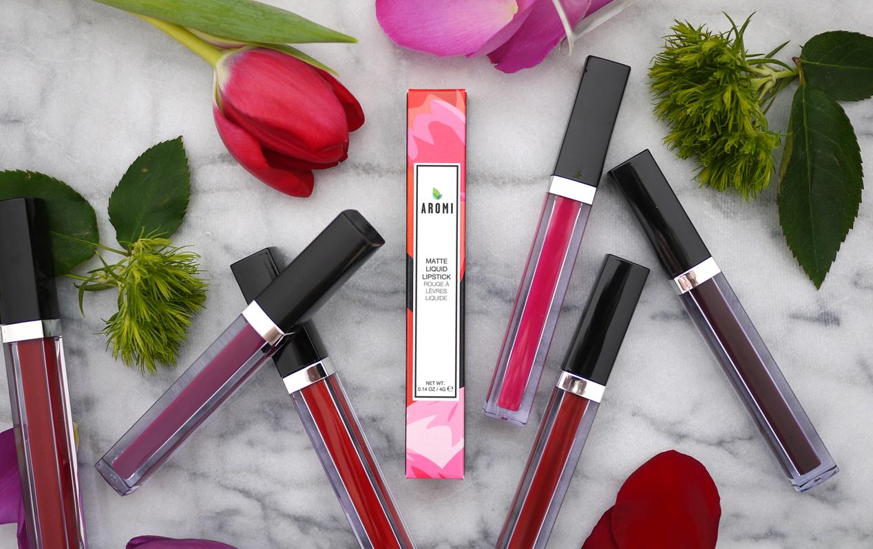 Aromi Matte Liquid Lipsticks