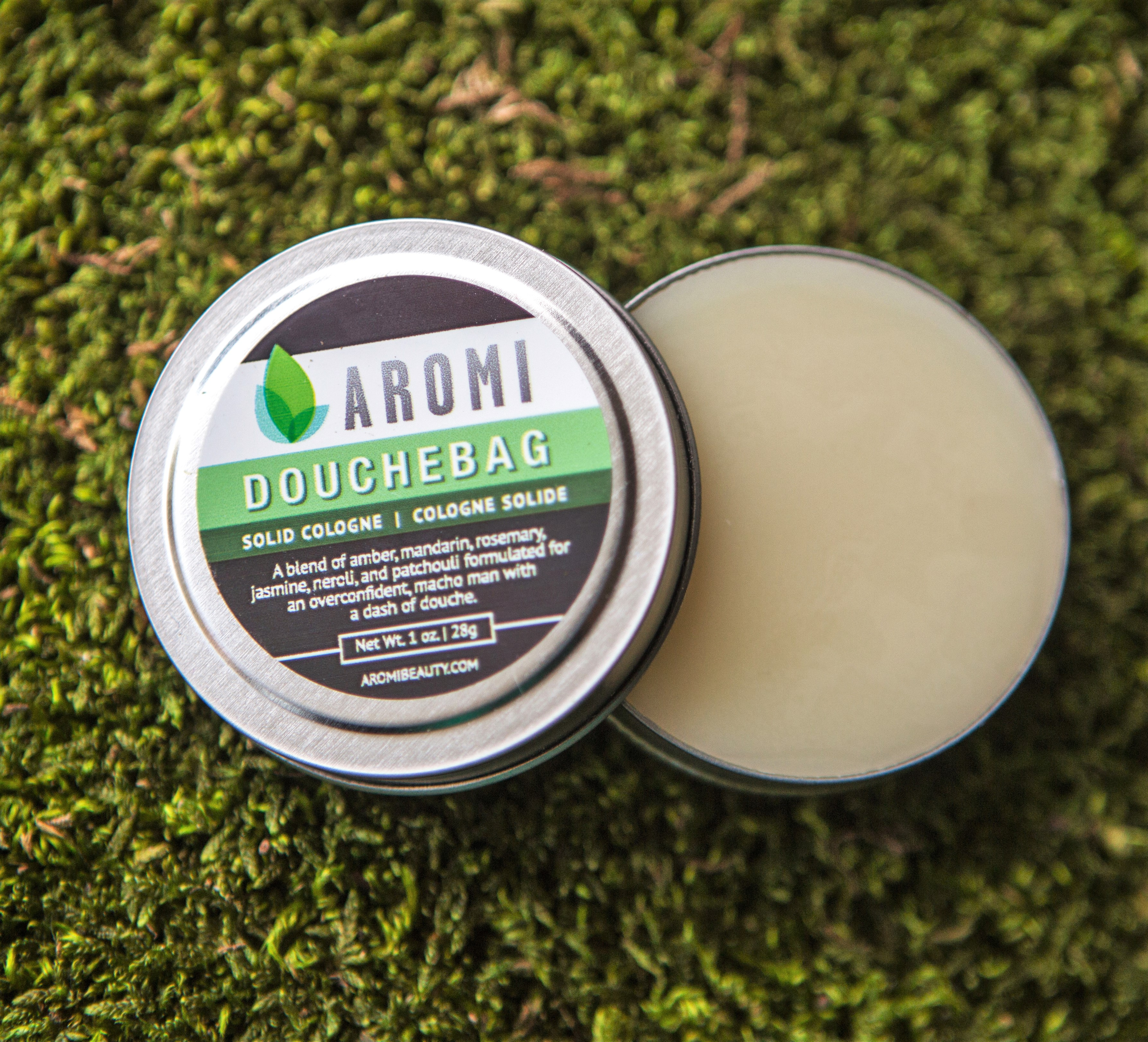 Aromi Douchebag Solid Cologne