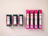 Aromi liquid lipsticks and lipsticks on Lien J's Beauty Blog