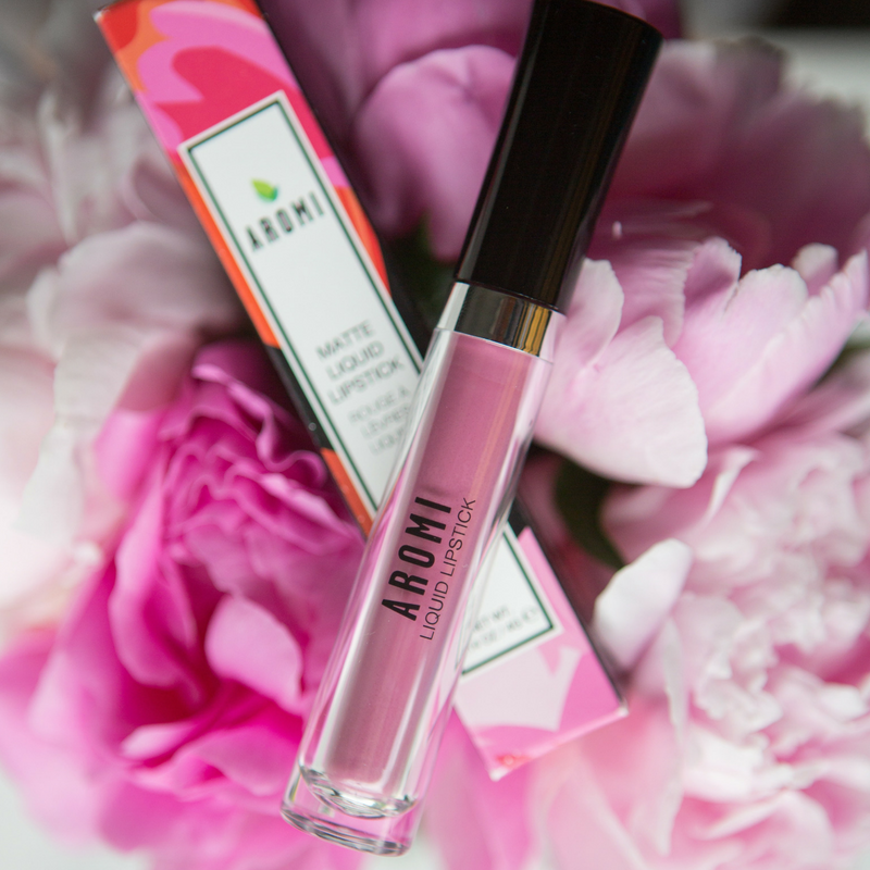 Aromi liquid lipstick - made in U.S.A., gluten-free, vegan + cruelty-free