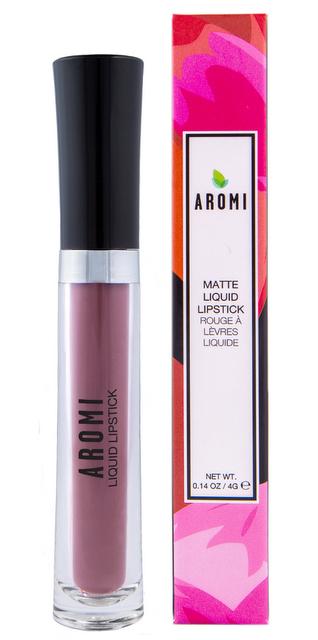 Desert taupe matte liquid lipstick