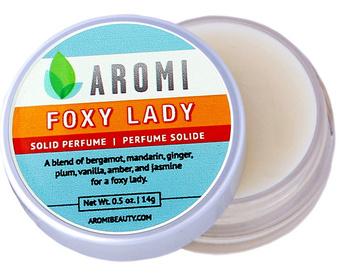 Aromi Foxy Lady Solid Perfume