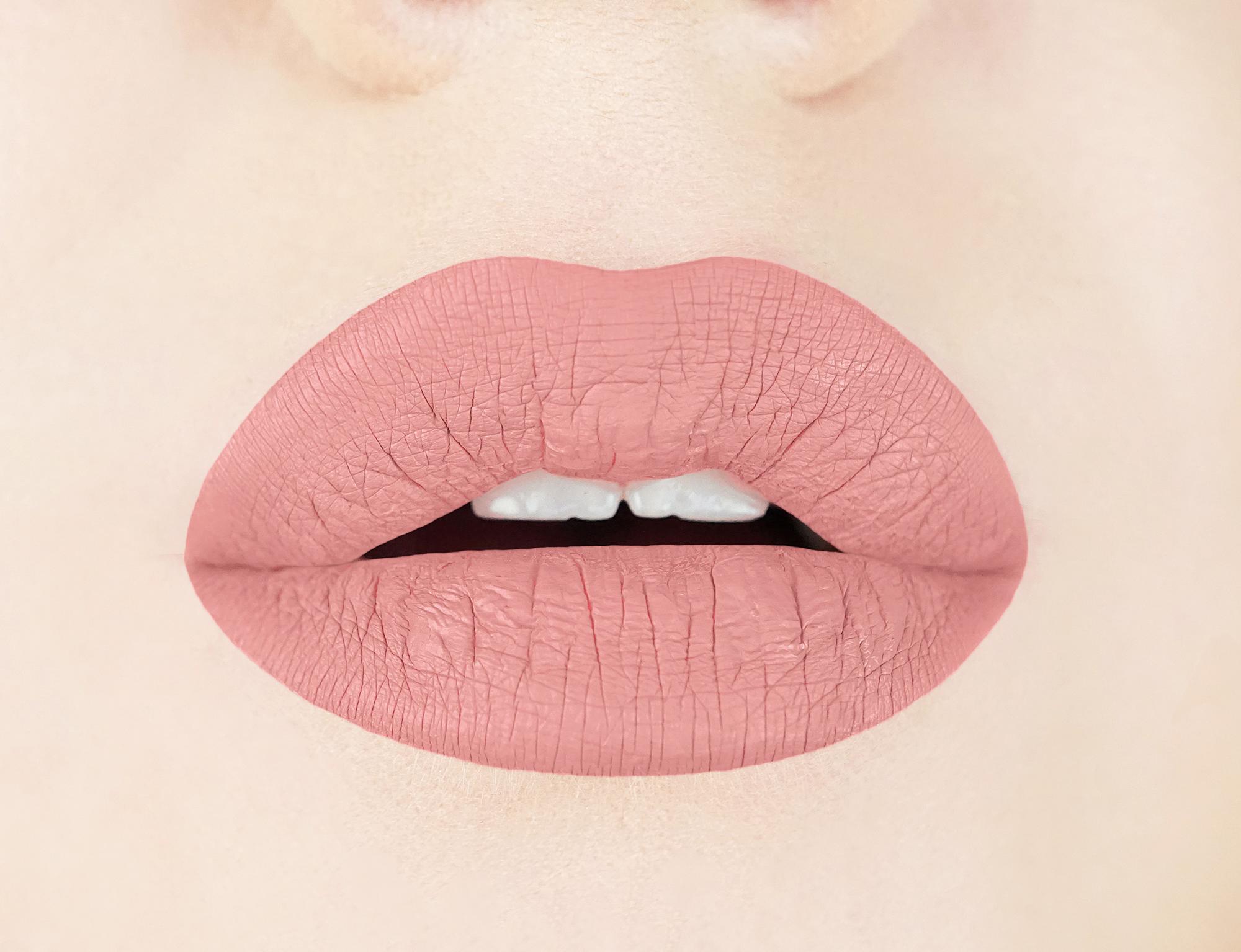 Sandy Nude Liquid Matte Lipstick