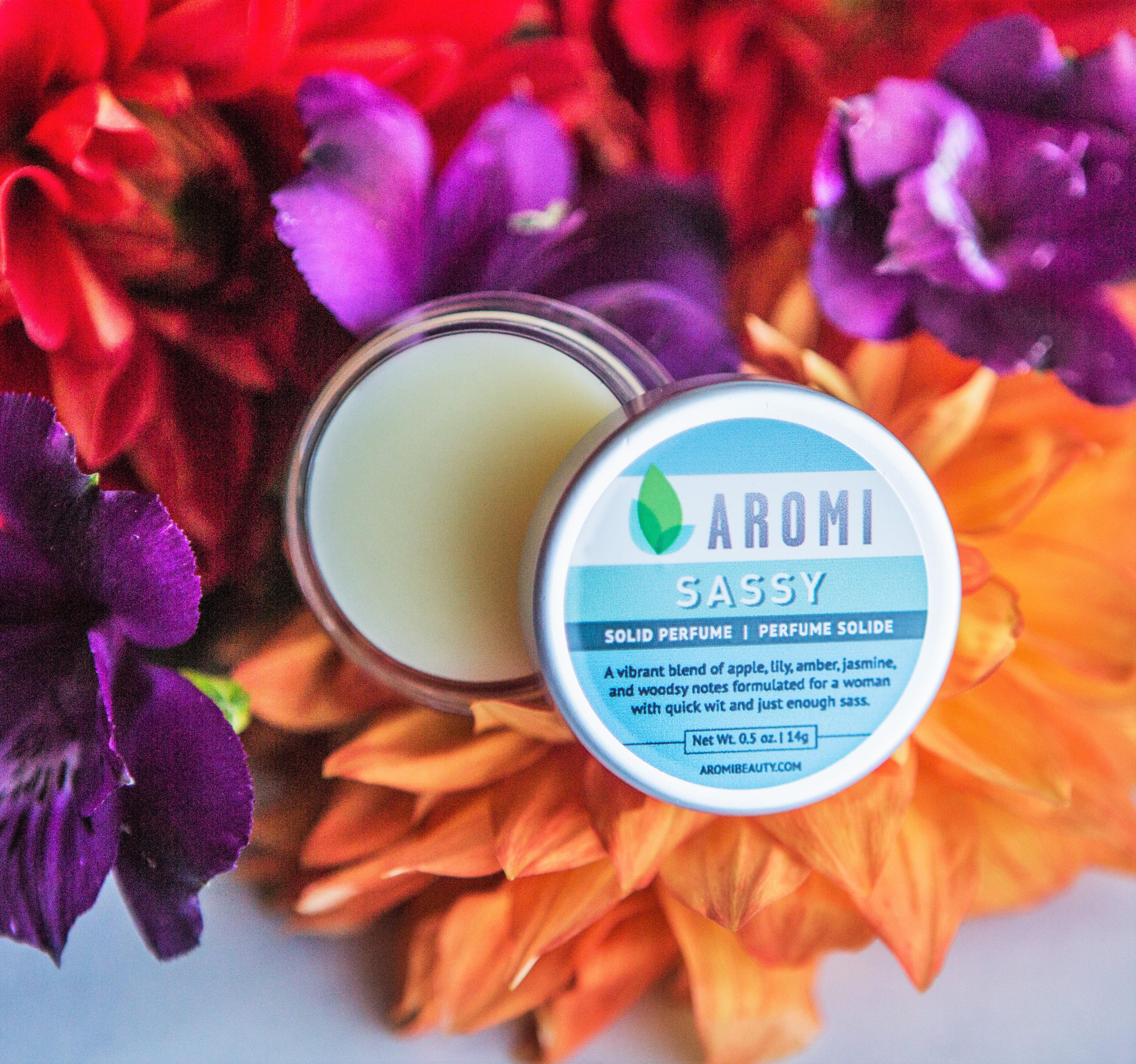 Aromi Sassy Solid Perfume