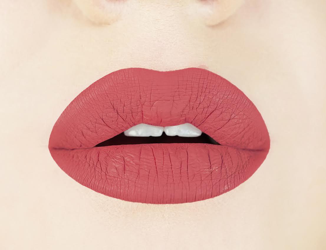 Terra Cotta Liquid Lipstick