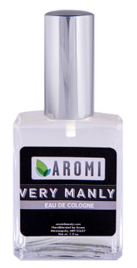 very manly liquid cologne