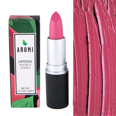 Dusty Rose Lipstick   warm rose