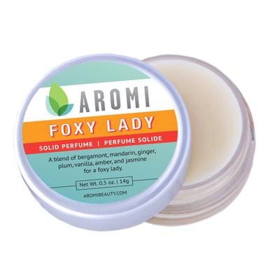 foxy lady solid perfume