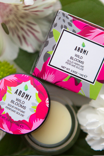 Aromi solid perfume wild blooms