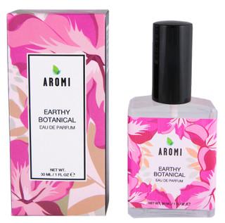 earthy botanical eau de parfum