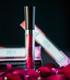 neon red lipstick vegan + cruelty-free handmade lipstick