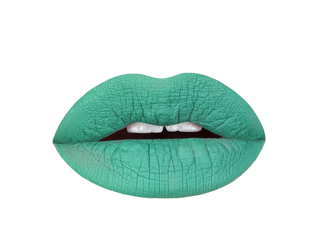 Jade Green liquid lipstick