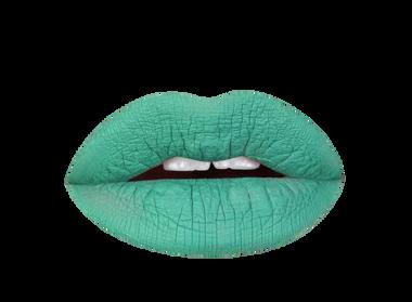 Jade Green liquid lipstick