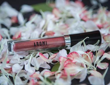 copper bliss metallic lipstick