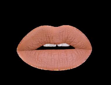caramel nude liquid lipstick
