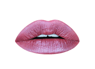 Sugared Mauve metallic liquid lipstick