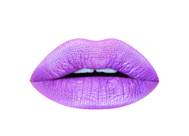 purple unicorn  metallic matte liquid lipstick