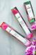 Aromi lipstick packaging