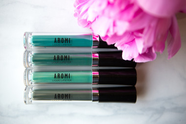 green liquid lipstick bundle  4 green shades made in the U.S.A.
