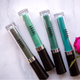 Aromi green liquid lipstick bundle vegan cruelty-free