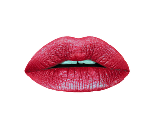 Candy Apple Metallic Liquid Lipstick 100% vegan + cruelty-free handmade