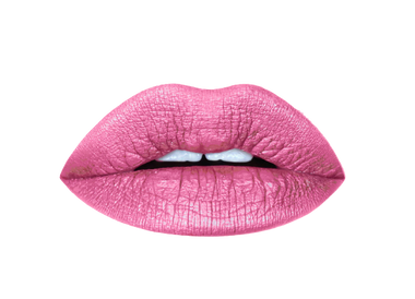 pink sugar matte liquid lipstick swatch