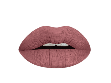 woodsy rose liquid lipstick  vegan + cruelty-free