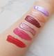 Aromi glossy lip tint shades