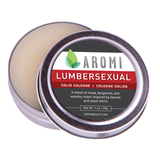Aromi Lumbersexual solid cologne
