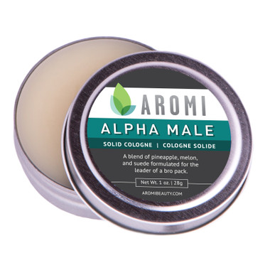 alpha male solid cologne