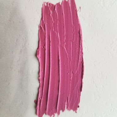 Pretty pink natural lipstick    vegan + cruelty-free