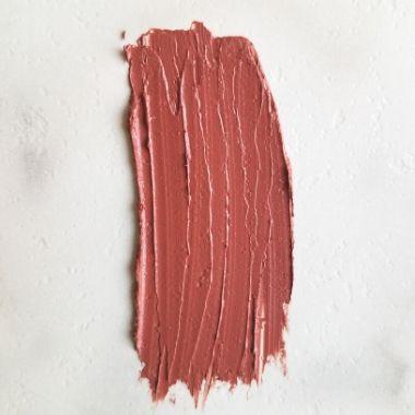 wild russet natural lipstick |  vegan + cruelty-free